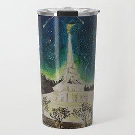 Billings Montana LDS Temple Travel Mug