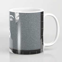 ghost on tv Coffee Mug
