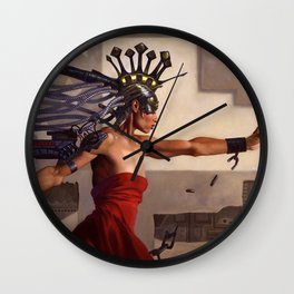 In the Country of the Blind Wall Clock
