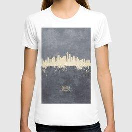 Seattle Washington Skyline T-shirt