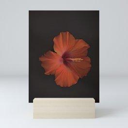 Glowing Brightly Mini Art Print