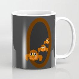 Birds Escape Coffee Mug