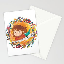 How to Whistle Stationery Cards