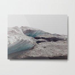 Matanuska Glacier, Alaska - 06 Metal Print