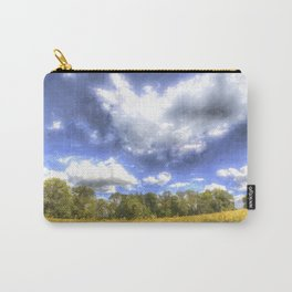 Summers Day Farm Art Carry-All Pouch