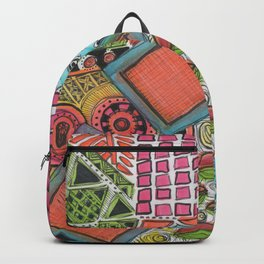 Clustered together Backpack