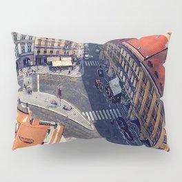 Prague street Pillow Sham