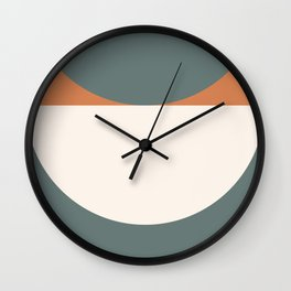 Abstract Geometric 03 Wall Clock