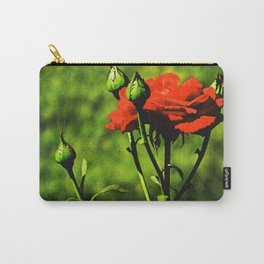 A Kiss from a Rose Carry-All Pouch