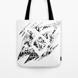 The Mortal Instruments Tote Bag