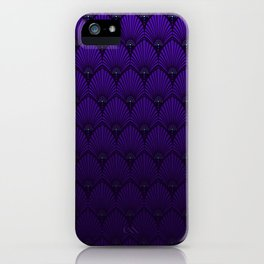 Variations on a Feather II - Raven Wing iPhone Case