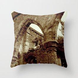 Bermuda Arches Throw Pillow