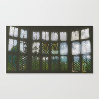 window Canvas Prints featuring Window by Aaron Carberry