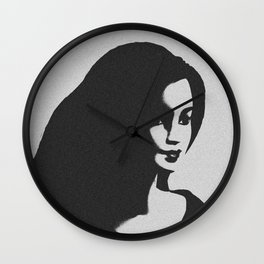 Old Film Wall Clock