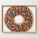 Chocolate Donut by barnstardesigns