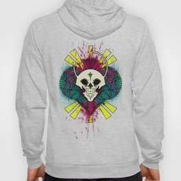 The Beauty of Color and the Strange Hoody