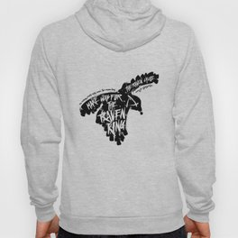 Make way for The Raven King Hoody