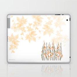 Flowers in Paradise Laptop & iPad Skin