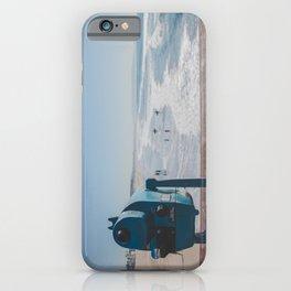 Sight and Surf - Venice Beach, California iPhone Case