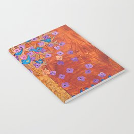 Rust Tree of Life by Gert Mathiesen Notebook