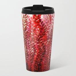 Cardinal Field Metal Travel Mug