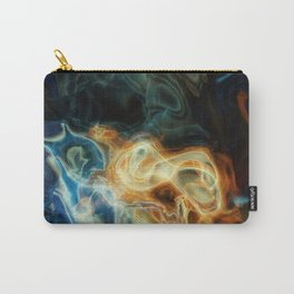 Smoke background Carry-All Pouch