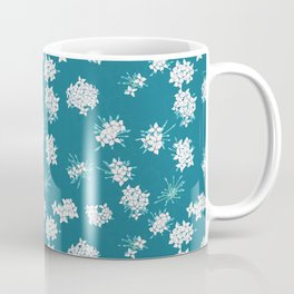 Pink Jasmine Flowers Coffee Mug