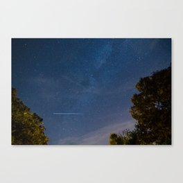 Night Sky 03 Canvas Print