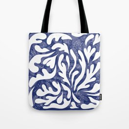 echo of the waves Tote Bag