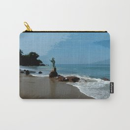 Puerto Vallarta 3 Carry-All Pouch