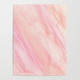 Sunset Blush 1 Poster