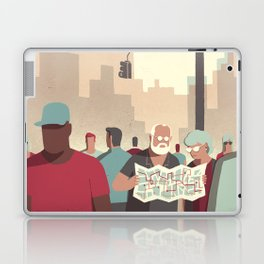 Day Trippers #2 - Lost Laptop & iPad Skin