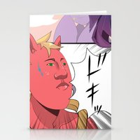 mlp Stationery Cards featuring MLP Comic by Pachiiri