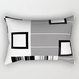Reasonably Square Rectangular Pillow