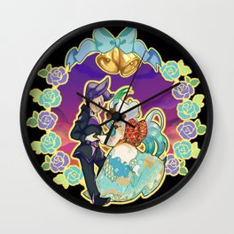 Happy Wedding: Gabriel x Jubilee Wall Clock
