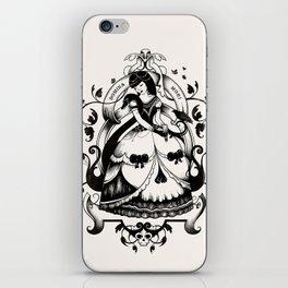 Mrs. Death II iPhone Skin