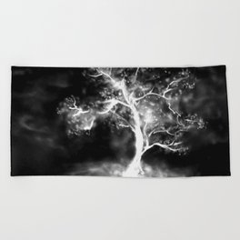 Ghost Beach Towel