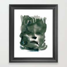 King Arthur Framed Art Print