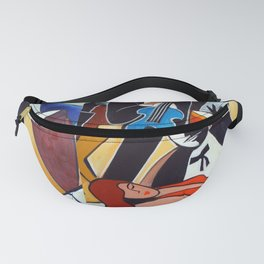 Red Hot Salsa Fanny Pack