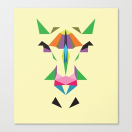abstracthorse Canvas Print