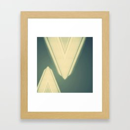 Interaction Framed Art Print