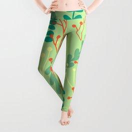 whimsy botanical Leggings