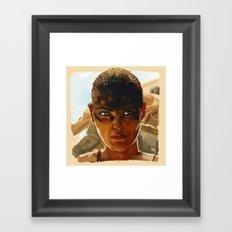 Imperiator Furiosa Framed Art Print
