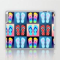 Flip Flop Pop Art Laptop & iPad Skin