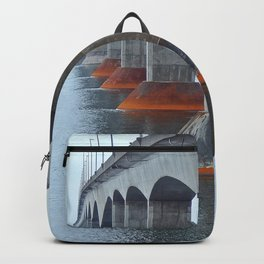 Under the Bridge in PEI Backpack