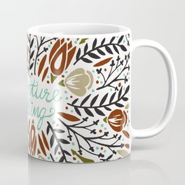 Adventure is Calling – Earth Palette Coffee Mug