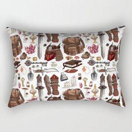 Quest pattern Rectangular Pillow