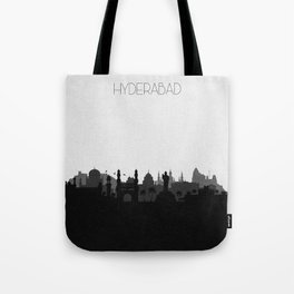 City Skylines: Hyderabad Tote Bag