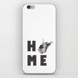 "West Virginia ""HOME"" iPhone Skin"