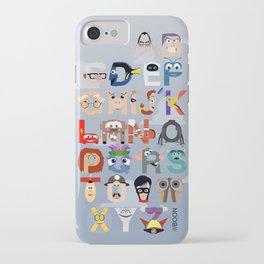 P is for Pixar (Pixar Alphabet) iPhone Case
